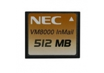NEC SV8100 InMail 512mb Compact Flash Card