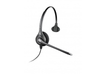 Plantronics SupraPlus Wideband Binaural HW361/A with Silver Voice-Tube