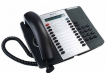 Mitel 5207 IP Phone - Black