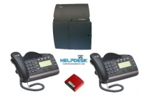 BT Versatility Phone System configured 1 x ISDN Lines (2 Channel) and 4 x V8 Handsets