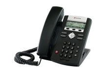 Polycom Soundpoint IP 321 VOIP Conference Phone - No PSU