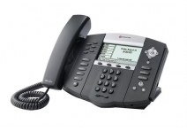 Polycom Soundpoint IP 650 Conference Phone - No PSU