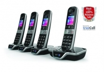 BT 8600 DECT Advanced with Call Blocker Quad