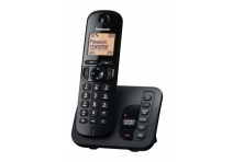 Panasonic KX-TGC220EB DECT TAM Call Blocker with Answering Machine Single