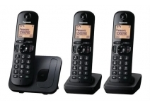 Panasonic KX-TGC213EB DECT Triple Call Block