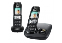 Gigaset C620A DECT TAM Duo with Call Blocker