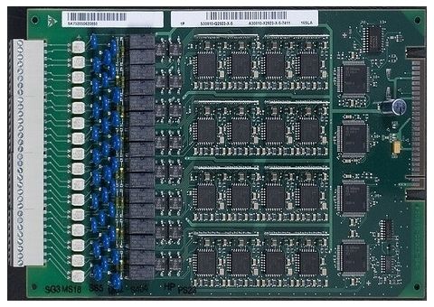 Siemens HiPath 3350 16cct Analogue Extension Board
